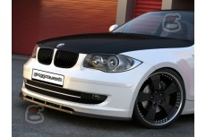 BMW E81 Front Bumper Lip Spoiler Extension Splitter