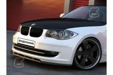 BMW E82 Front Bumper Lip Spoiler Extension Splitter