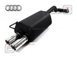 Audi A3 8L sport exhaust