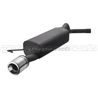 Audi TT 8N Cabrio Coupe 1998-2006 Sport Performance Exhaust Silencer Exhaust Muffler