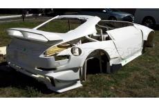 Nissan 350Z Nissan 350Z Custom Rear Bonnet NMS Edition WB