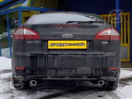 Ford Mondeo Mk4 Sport Performance Exhaust Silincer