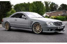 Mercedes CL W215 Aerodynamic Body Kit