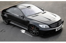 Mercedes CL W216 PD Black Edition Aerodynamic Body Kit