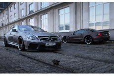 Mercedes CL W216 PD Black Edition V2 Aerodynamic Body Kit