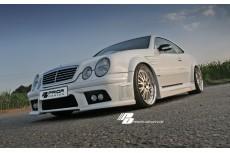 Mercedes CLK W208 Aerodynamic Body Kit