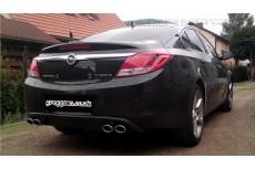 Opel Insignia 4x4 Sedan Hatchback 2008-2012 Sport Performance Exhaust Silencer Muffler (2M)