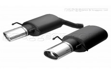 Opel Insignia 4x4 Estate 2008-2012 Sport Performance Exhaust Silencer Muffler (2M)