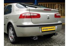 Renault Laguna Mk2 Hatchback 2001-2007 Sport Performance Exhaust Silencer Muffler