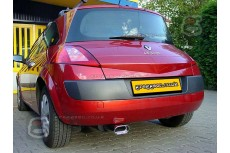 Renault Megane Mk2 Estate 2002-2007 Sport Performance Exhaust Silencer Muffler