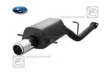 Subaru Impreza WRX STI Sedan Wagon 2000-2008 Sport Performance Exhaust Silencer Muffler
