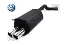 Volkswagen New Beetle 1998-2010 Sport Performance Exhaust Silencer Muffler