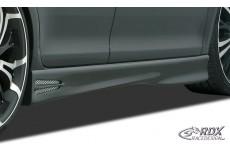 "Audi A1 8X & 8XA Sportback Custom Side Skirts ""GT4"""
