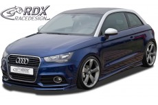 "Audi A1 8X & 8XA Sportback Custom Side Skirts ""Turbo"""