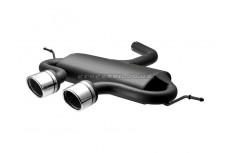 Volkswagen Golf Mk5 R32-Look 2003-2008 Hatchback Sport Performance Exhaust Silencer Muffler