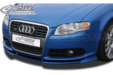 Audi S4 B7 Front Bumper Lip Spoiler Extension Splitter