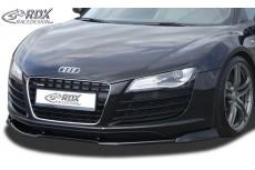 Audi R8 / R8 Spyder Front Bumper Lip Spoiler Extension Splitter
