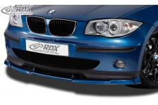 BMW E81 / E87 (-2007) Front Bumper Lip Spoiler Extension Splitter