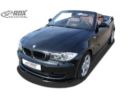 BMW E82 / E88 Front Bumper Lip Spoiler Extension Splitter