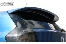 BMW E81 / E87 Sedan Custom Rear Roof Wing Spoiler