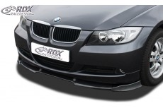 BMW E90 / E91 (-09/2008) Front Bumper Lip Spoiler Extension Splitter