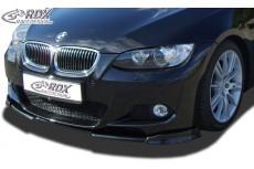 BMW E92 / E93 (M Technik Front Bumper -2010) Front Bumper Lip Spoiler Extension Splitter