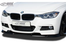 BMW F30 / F31 (M-Technik Front Bumper 2012+) Front Bumper Lip Spoiler Extension Splitter
