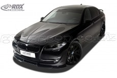 BMW F10 / F11 (-2013) M Technik Front Bumper Lip Spoiler Extension Splitter