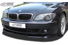 BMW E65 / E66 (2005+) Front Bumper Lip Spoiler Extension Splitter