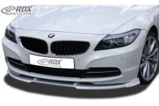 BMW Z4 E89 (2009+) Front Bumper Lip Spoiler Extension Splitter