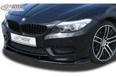 BMW Z4 E89 (2009+) M Technik Front Bumper Lip Spoiler Extension Splitter
