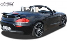 BMW Z4 E89 Custom Rear Boot Wing Spoiler