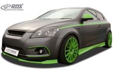 Kia Pro Ceed type ED Front Bumper Lip Spoiler Extension Splitter
