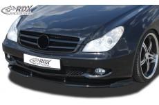 Mercedes CLS C219 (-2008) Front Bumper Lip Spoiler Extension Splitter
