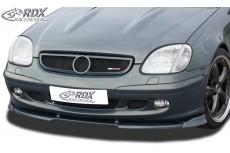 Mercedes SLK R170 (2000+) Front Bumper Lip Spoiler Extension Splitter
