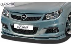 Opel Vauxhall Vectra C & Signum 2006 + OPC Front Bumper Lip Spoiler Extension Splitter