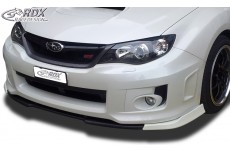 Subaru Impreza 3 (GR) WRX STI Front Bumper Lip Spoiler Extension Splitter