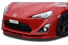 Toyota GT86 Front Bumper Lip Spoiler Extension Splitter