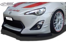 Toyota GT86 (Fits to car with Aero-Paket) Front Bumper Lip Spoiler Extension Splitter