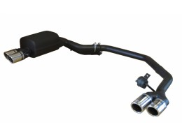 BMW F10 Sedan (2012-2014) Dual Sport Performance Exhaust Silencer