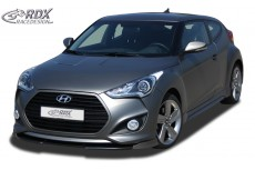 Hyundai Veloster Turbo Front Bumper Lip Spoiler Extension Splitter