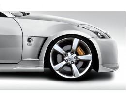 Nissan 350Z Custom Front Wing Fenders