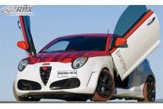 Alfa Romeo Mito Custom Side Skirts