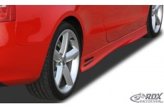 "Audi A5 Coupe Convertible Sportback Custom Side Skirts ""TurboR"""