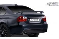 BMW E90 Custom Rear Boot Wing Spoiler
