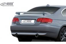 BMW E92 / E93 Coupe Cabrio Custom Rear Boot Wing Spoiler