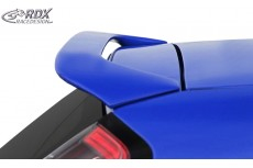 "Fiat Punto Evo Custom Rear Roof Wing Spoiler ""V2"""