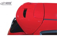 "Ford Fiesta Mk7 JA8 JR8 (2008+) Custom Rear Roof Wing Spoiler ""RST-Look"""