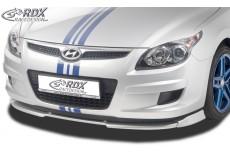 Hyundai i30 FD/FDH (2007-2010) Custom Front Bumper Lip Spoiler Extension