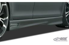 "Hyundai i30 Coupe (2013+) Custom Side Skirts  ""GT4"""